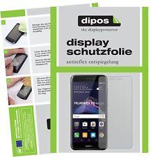 2x Huawei P8 Lite2017 Protector de Pantalla protectores mate dipos