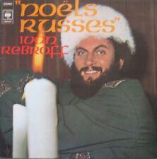 IVAN REBROFF - NOELS RUSSES - LP
