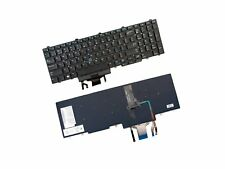 Keyboard For Dell Latitude Laptops 383D7 Backlit &Pointer & Buttons E5550 E5570