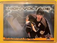 2000-01 Pacific Vanguard High Voltage #29 Jaromir Jagr Pittsburgh Penguins