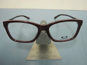 OAKLEY womens  NINE-TO-FIVE Pink Tortoise RX eye frame OX1127-0352 NEW in box