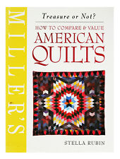 American Quilts : How to Compare and Value by Stella Rubin (2001, Hardcover)