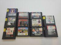 Sega Genesis Game lot 11 games