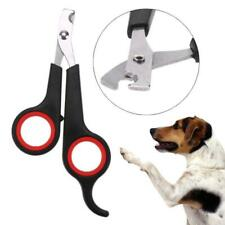 Pet Nail Cutters Claw Grooming Scissors Clippers Trimmer Dog Cat Bird Rabbit
