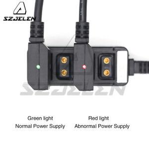 PCB Chip Protection Dtap to DC2.5 12V Cable for DSLR Rig Power V-Mount Anton