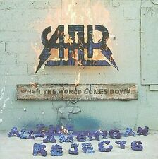 When the World Comes Down [Deluxe Version] by The All-American Rejects (CD, Dec-
