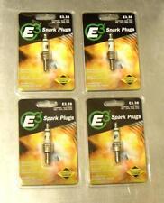 E3 DiamondFire spark plugs x4 for the KAWASAKI ZX6-R ZX7-R ZX9-R ZX10-R ZX12-R