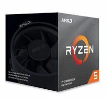 AMD YD2600BBAFBOX Processeur RYZEN5 2600 Socket AM4 3.9Ghz Max Boost, 3,4Ghz Bas