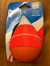 Chuckit! Amphibious Toy, Duck Diver - Large