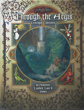 Ars Magica Through The Aegis  HC NEW  Atlas Games    ATG 0311  20% OFF