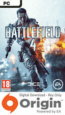 Battlefield 4 PC Origin Key Region Free