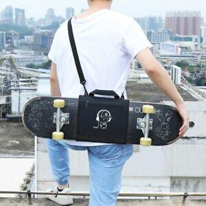 Blind Bag Skateboard Deck Handbag Outdoor Travel Sport Double Rocker Sling