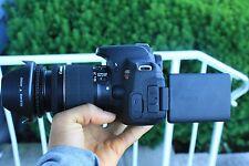 MINT Canon EOS Rebel T5i 18MP SLR Digital Camera + EF-S 18-55mm  (3 LENSES)