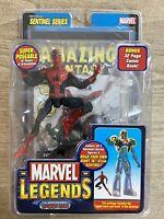 Toybiz Marvel Legends 1st Appearance Spider-Man Sentinel Series Action Figure