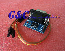 MAX3232 RS232 to TTL Serial Port Converter Module DB9 Connector M32