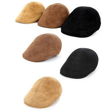 3~7 Years Children Kids Boys Flat Driver Cap Plain Newsboy Cabbie Gatsby Hats