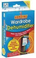 Hanging Wardrobe Dehumidifier Stop Moisture, Damp Mould, Mildew Condensation 151