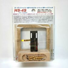 Yamamoto HS-4S Carbon Fiber Headshell, Made in Japan, NEW