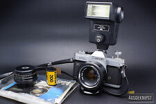 Canon FTb QL 35mm Spiegelreflexkamera / 50mm 1:1.8 Objektiv / Service /