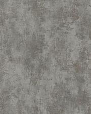 Marburg Tapete Nabucco 58008 Gris Liso Uni Satén Papel Pintado Fieltro