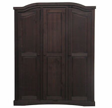 3 türiger Kleiderschrank Rico Kiefer massiv Schlafzimmer Schrank Möbel kolonial