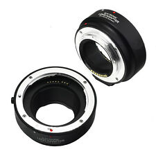 Auto Focus AF Electronic Lens Adapter Mount Tube FR Canon EF Ef-s to EOS M Ef-m