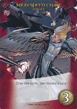 ANGEL 2014 Upper Deck Marvel Legendary HIGH-SPEED CHASE