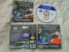 Colony Wars Vengeance PS1 (COMPLETE) GERMAN RELEASE Sony PlayStation black label