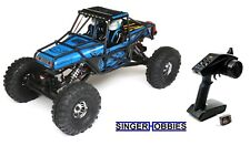 LOSI 1/10 Night Crawler SE 4WD RC Rock Crawler Brushed RTR Blue LOS03015T1 HH