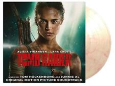 Soundtrack-Tomb Raider Coloré 2LP, numérotées vinyl NEUF!!!