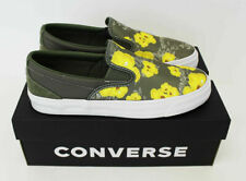 NIB CONVERSE Men's One Star Paradise Floral Green Slip-On Sz 9.5 Sneakers Shoes
