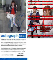 BELLA THORNE signed Autographed 8X10 PHOTO H - EXACT PROOF - Rare Graph ACOA COA