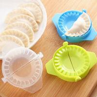 3Pcs Dumpling Ravioli Jiaozi Cook Press Maker Mould Kitchen Gadgets Tool DIY