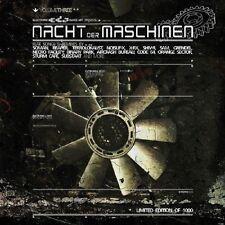 NACHT DER MASCHINEN VOL.3 - CD - Limited - X-RX, Eisenfunk, Noisuf-X,...