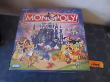 Monopoly Disney edition COMPLETE great condition