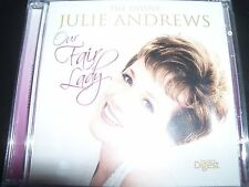 Julie Andrews The Divine Our Fair Lady Readers Digest 3 CD - NEW