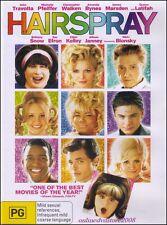 HAIRSPRAY (John TRAVOLTA Michelle PFEIFFER Christopher WALKEN) Comedy DVD Reg 4