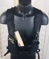$130 Nikelab Nike ACG Hydration Race Vest, Unisex L/XL Black - Brand New w/Tags