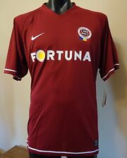 SPARTA PRAGUE OFFICIAL HOME 08/09 JERSEY ADULTS XL NEW AUTHENTIC