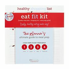 Fitlosophy Shopping List (eat fit kit)