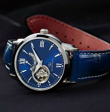 New ORIENT Orient Star Semi Skeleton Mechanical Automatic Watch WZ0231DA F/S