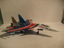 SUKHOI SU-35 SUPER FLANKER N62  1.72E METAL NEUF SOUS BLISTER