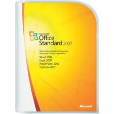 MICROSOFT OFFICE 2007 STANDARD 32 BIT ESD - ORIGINALE FATTURABILE
