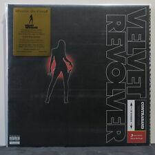 VELVET REVOLVER 'Contraband' Ltd. Edition 180g RED/WHITE Vinyl LP NEW/SEALED