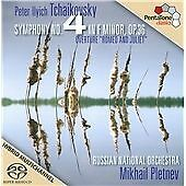 Symphony No.4 in F minor, Romeo & Juliet Overture, Russian National Orchestra/Pl