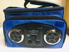 Cool Bag/Cooler Bag With Built In Speakers and Radio Fully Working