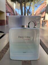 Deep Sense Original Sport by Prime Collection EDP Spray for men, 3.3Oz 100ml