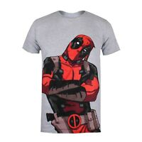 Marvel - Deadpool Talking - Mens - T-shirt - Sizes S-XXL