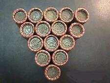 FULL ROLL (50) MIXED WHEAT AND INDIAN HEAD PENNIES FROM ESTATE AUCTION