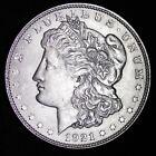 1921 Morgan Silver Dollar XF / AU90% SILVER! FREE SHIPPING d